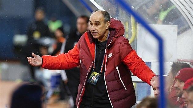 Trenér Kotal: Potřebovali jsme výsledek, nejsme spokojeni