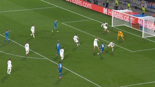 Juventus nezvládl úvodní osmifinále Ligy mistrů