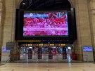 Hlavní vlakové nádraží v italském Miláně se chystá na karanténu, vyhlášenou...