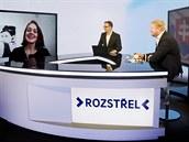 O výsledcích voleb na na Slovensku diskutují Marcela Šimková ze slovenských HN...
