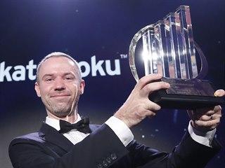EY Podnikatel roku 2019 Oliver Dlouhý ze společnosti Kiwi.com (3.3.2020)