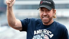 Chuck Norris (Fort Worth, 6. listopadu 2016)