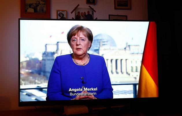 Moc Německa s odchodem kancléřky slábne, myslí si polovina jeho obyvatel