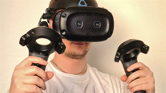 HTC Vive Cosmos (Elite)