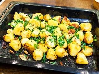 Petrželové brambory