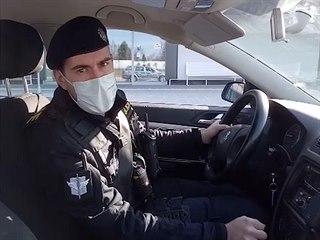Policie děkuje