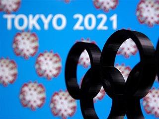 NOVÉ LOGO? Tokio se olympiády dočká v roce 2021, může za to koronavirus.