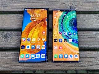 Huawei Mate Xs a Mate 30 Pro