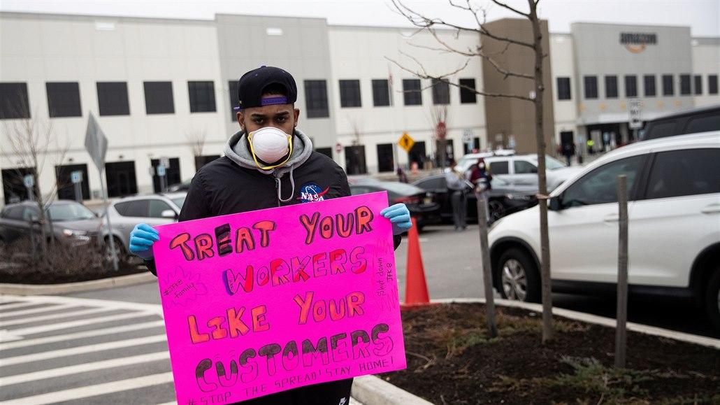 Zaměstnanci nadnárodních podniků stávkují, firmy je prý nedokážou ochránit