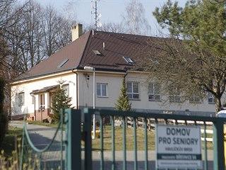 Domov pro seniory se zvláštním režimem v Břevnici u Havlíčkova Brodu.