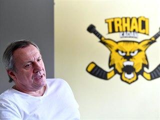 Petr Klíma, vlastník hokejové Kadaně