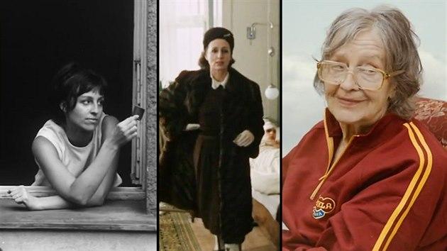 Milovala divadlo a nesnášela komunisty. Jak šel čas s herečkou Ninou Divíškovou