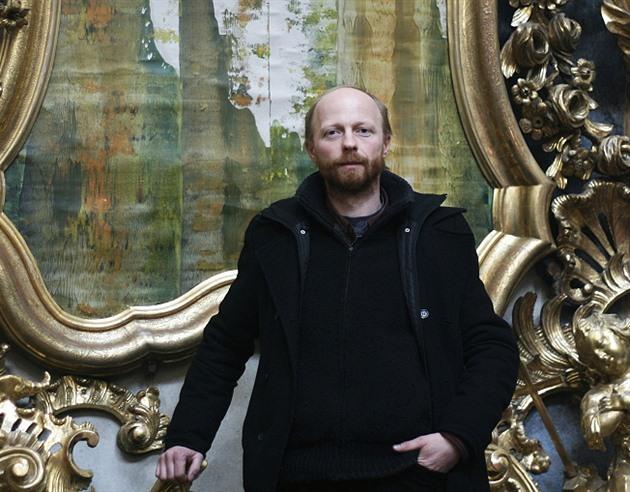 Patrik Hábl uspěl v aukci Sotheby's. Kam jeho obraz zamíří, se nedozví