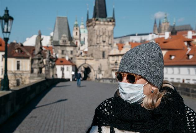 V Česku na jaře drasticky ubylo turistů, jen Praha přišla o 94 procent