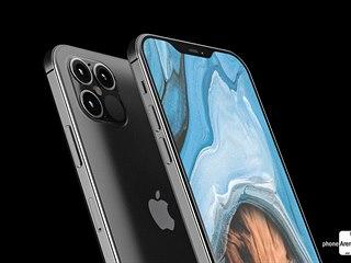 Možná podoba chystaného iPhonu 12 Pro 5G