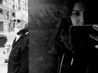 Robert Richardson a Jana Hojdová při společném natáčení