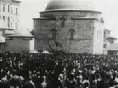 Před 100 lety se na italské riviéře jednalo o budoucnosti Turecka