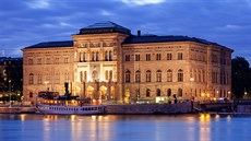 Nationalmuseum ve Stockholmu