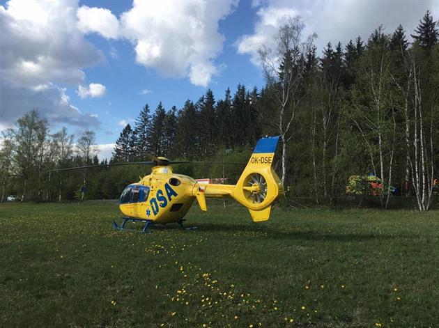 Na Svitavsku utonulo malé dítě, spadlo do jímky s vodou u domu
