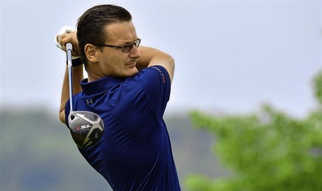 Golfista Lieser neprošel na European Tour na třetím turnaji v řadě cutem
