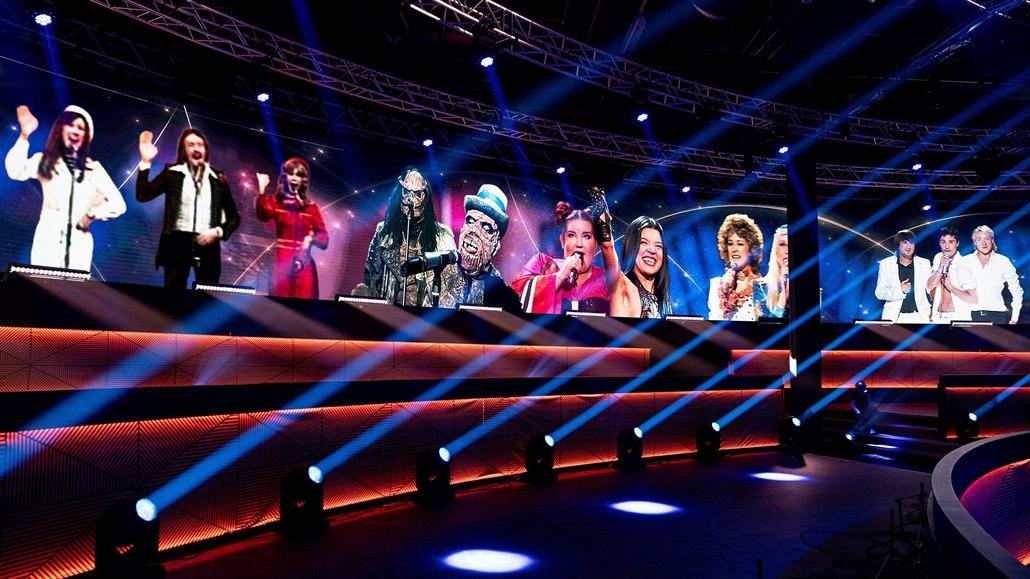 GLOSA: Místo soutěže se odehrála nejzavirovanější estráda v Evropě