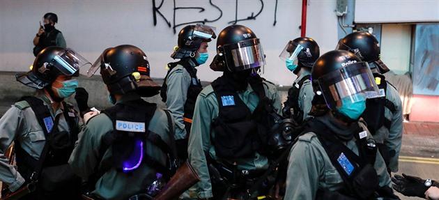 Kritizují nás za útlum protestů? USA měří dvojím metrem, zní z Hongkongu