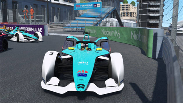 ABB Formula E Race at Home Challenge