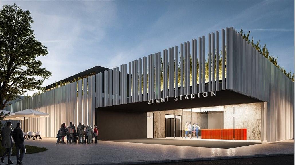 Předpotopní hokejová hala v Opavě se blíží k obnově