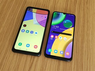 Samsung Galaxy M21 a Galaxy Xcover Pro