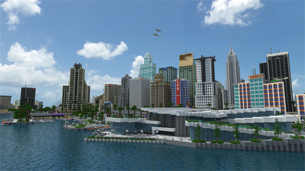 Greenfield - The Largest City In Minecraft