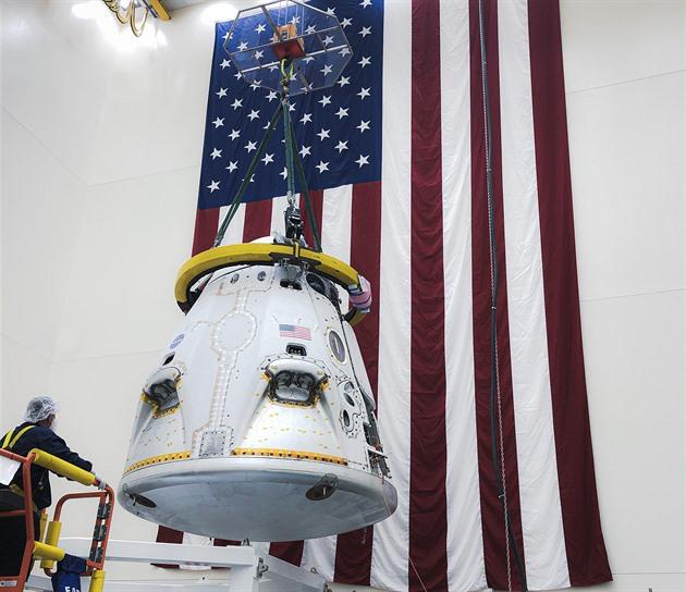 KOMENTÁŘ: Spojené státy se opět staly kosmickou supervelmocí