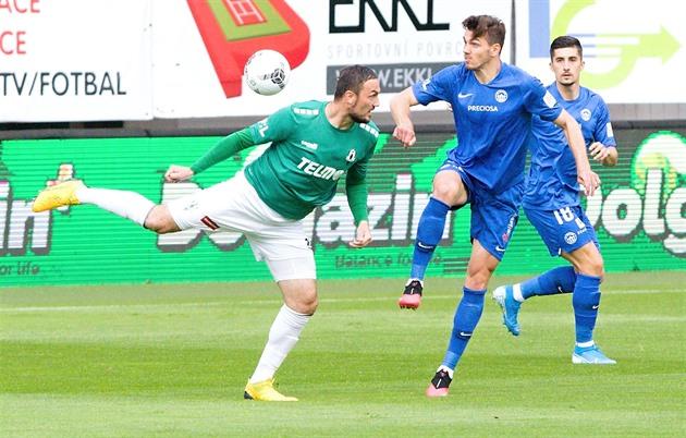 Jablonec hraje s Libercem, Boleslav hostí Zlín. Večer jde do akce Slavia