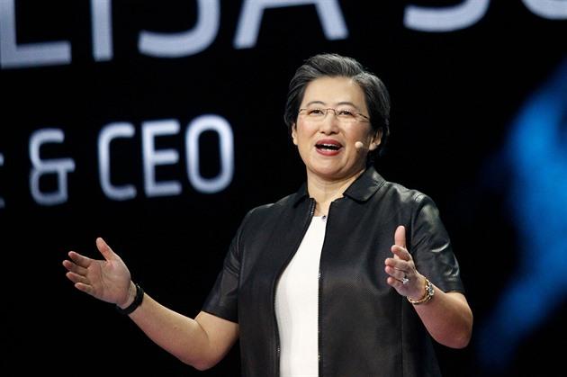 Nejlépe placeným šéfem světa je poprvé žena. Stojí v čele AMD