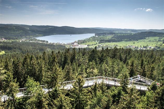 Lipno je království vody, lesa i zábavy. Na tuto dovolenou nezapomenete
