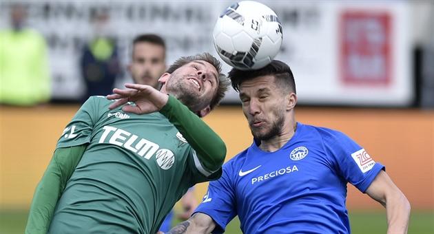 Jablonec – Liberec 0:1, podještědské derby rozhodl v závěru Malinský