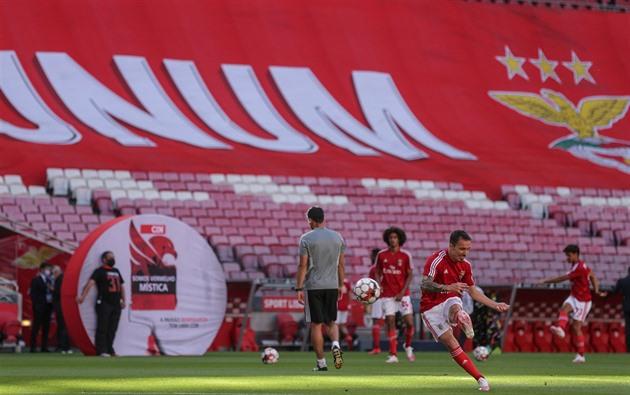 Do play off Ligy mistrů nakročila Benfica Lisabon, nadějné skóre má i Legia