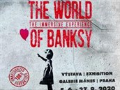 THE WORLD OF BANKSY – THE IMMERSIVE EXPERIENCE