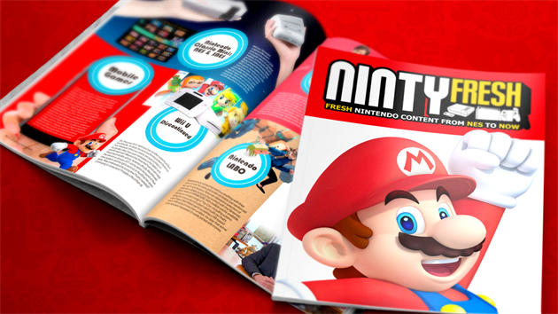Ninty Fresh Issue 1