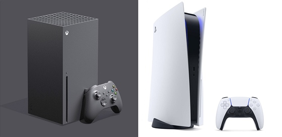 Xbox Series X a PlayStation 5