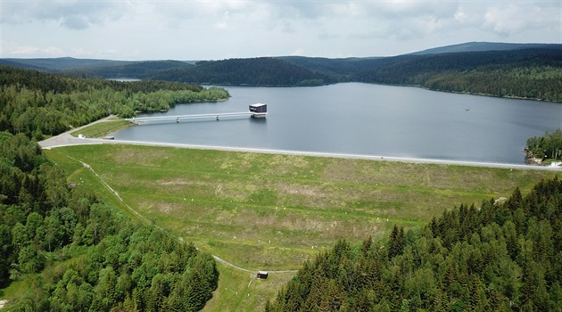 Tajemství přehrad: Největší nádrž v Jizerkách ukrývá tunel metra