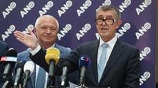 Volby by vyhrálo ANO, Šlachtova Přísaha se dostala na páté místo s šesti procenty, ukazuje nový průzkum