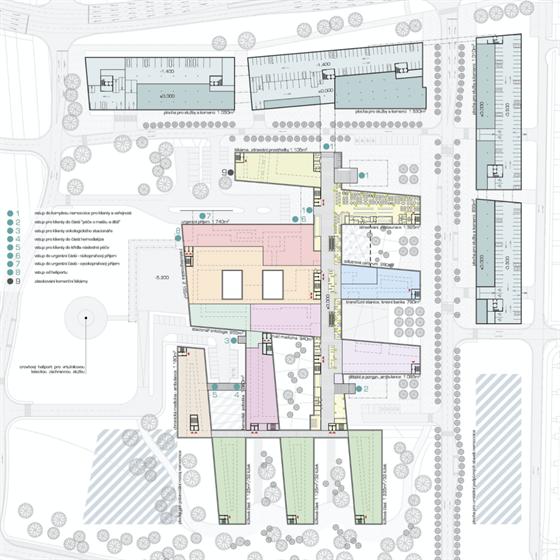 Nová nemocnice v Malenovicích nabídne špičkovou medicínu