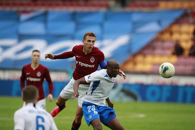 Liberec – Sparta, finále poháru, hosté jsou v plné síle s Kozákem