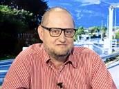 Hostem Rozstřelu je redaktor MF DNES Roman Švidrnoch. (22. června 2020)