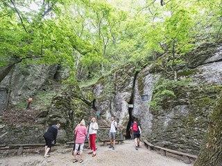 Jeskyně v Malých Karpatech