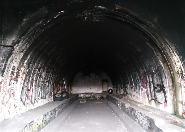 TEMNÁ ZÁKOUTÍ: Podívejte se do raketové základny, která hlídala Prahu