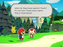 Paper Mario: The Origami King