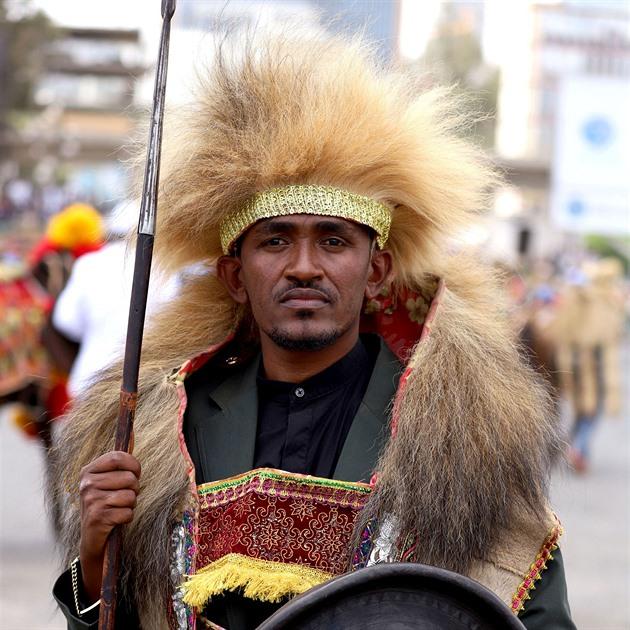 Vražda oblíbeného zpěváka vyvolala v Etiopii nepokoje. Zemřely desítky lidí