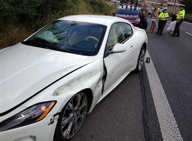 Žena bourala při 177 km/h a domáhala se vyplacení pojistky, u soud neuspěla