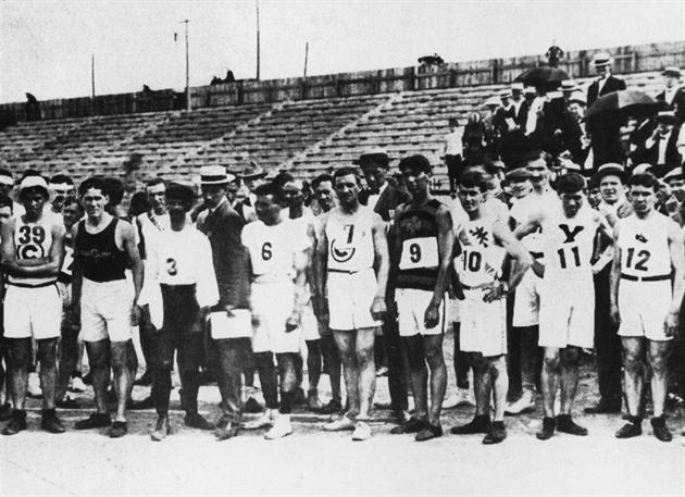 STALO SE 1. ČERVENCE: Hry, které Coubertin proklel. Se zlatým strychninem